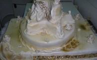 tort botez model 16