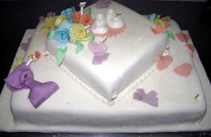 Tort botez 3