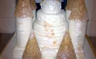 tort botez 5