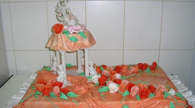 Tort botez 8