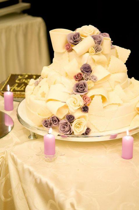 Tort mireasa model 34