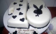 model tort aniversare 16